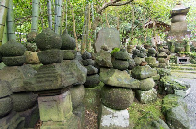 Japon - Kamakura Temple Hokoku Ji