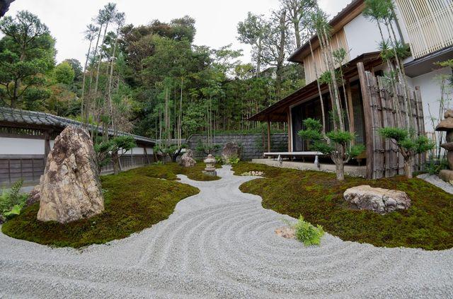 Japon - Kamakura temple Hase Dera Zen sec