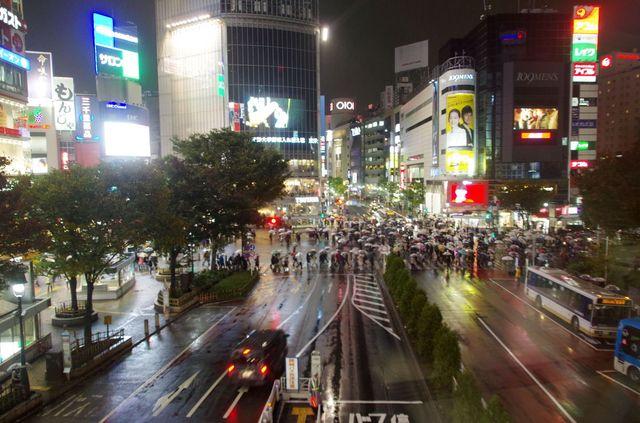 Japon - Tokyo Shibuya