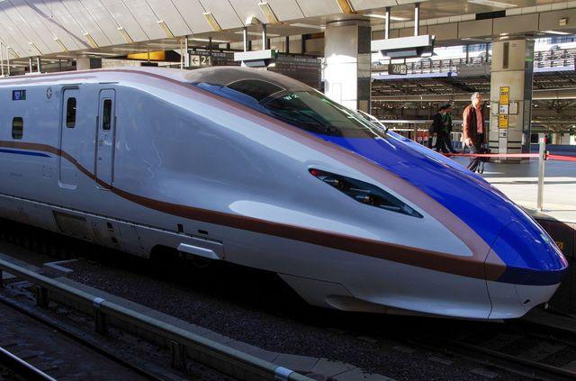 Japon - Shinkansen