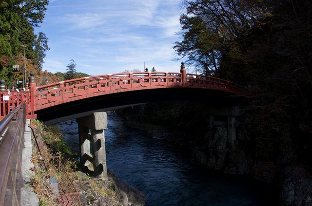 Japon - Nikko - pont Shin-Kyo