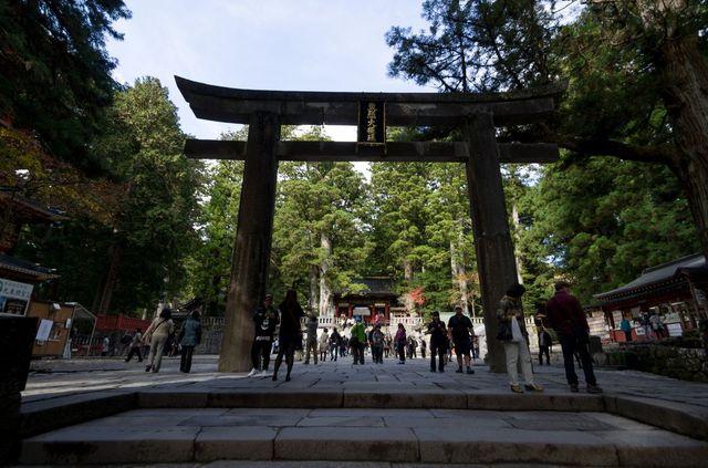 Japon - Nikko - Tosho-Gu Ishidorii