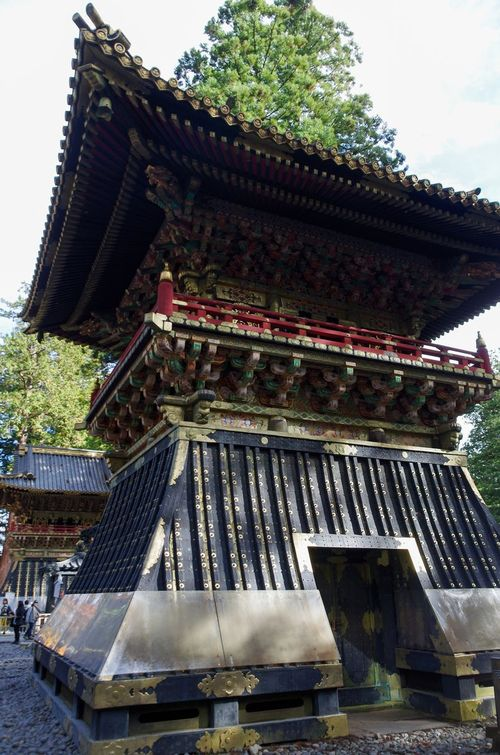 Japon - Nikko - Yomei-mon