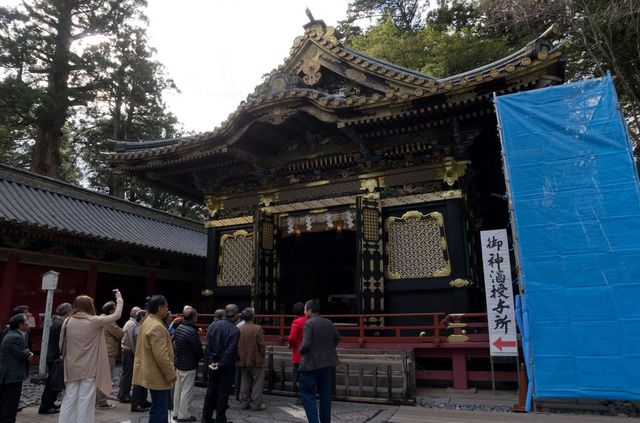 Japon - Nikko - Jin-Yosha