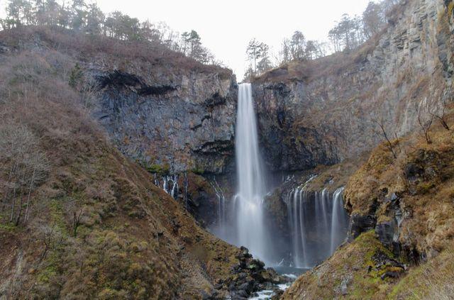 Japon - Nikko - cascade de Kegon