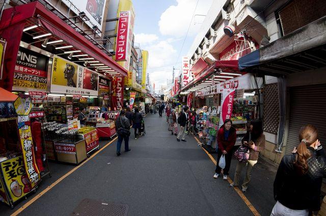 Japon - Tokyo - Ameyokocho Ueno