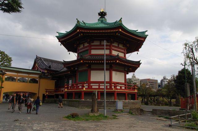 Japon - Tokyo - Ueno - Temple Benten-Do