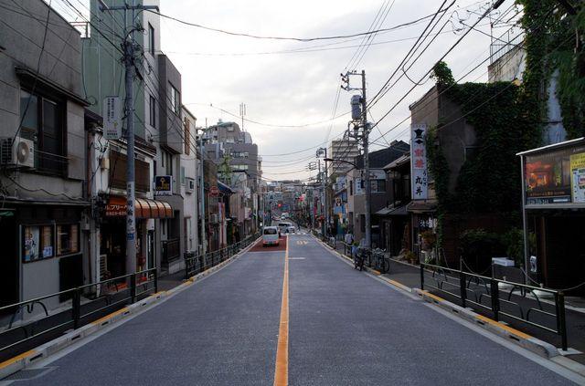 Japon - Tokyo - Kototoi Dori