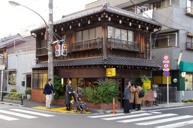 Japon - Tokyo - Yanaka Kayaba