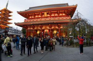 Japon – Jour 15 : Tokyo : Akihabara, Ueno, Yanaka et Asakusa