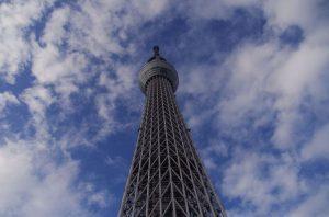 Japon – Jour 16 : Tokyo : Tour Tokyo Sky Tree, Tsukiji, Ginza, Omotesandō