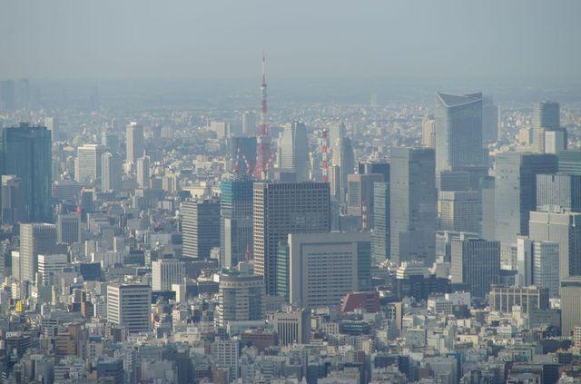 Japon - Tokyo - Tokyo Sky Tree
