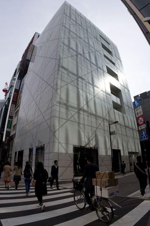 Japon - Tokyo - Ginza