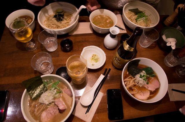 Japon - Tokyo - Restaurant Ramen