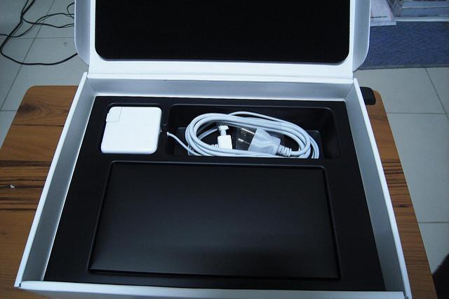 macbook boite