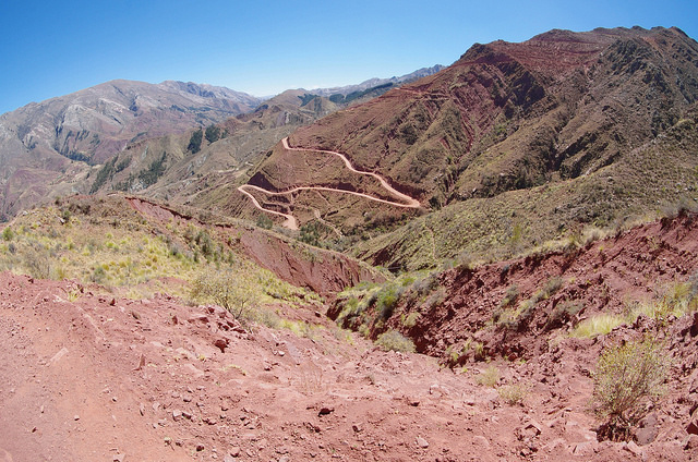 Bolivie - Sucre - Inca Trail