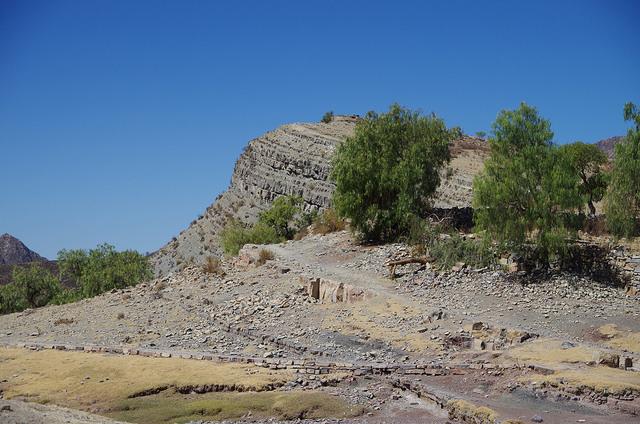 Bolivie - Sucre - Maragua Crater Dejeuner Garganta Del Diablo