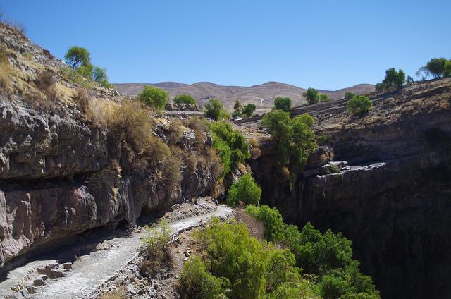 Bolivie - Sucre - Maragua Crater Garganta Del Diablo