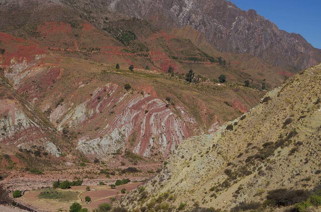 Bolivie - Sucre - Maragua Crater Retour vers Sucre