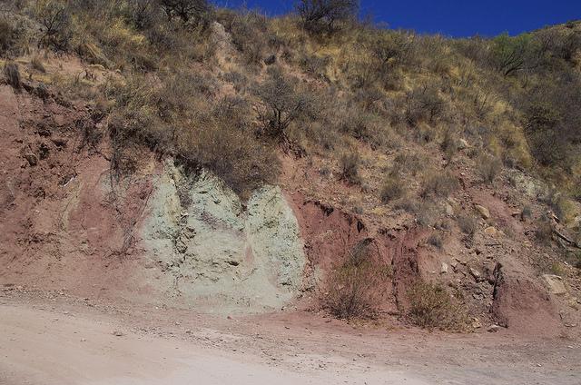 Bolivie - Sucre - Maragua Crater Voiture