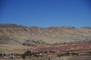 Bolivie – Jour 17 : Inca Trail et Cratère de Maragua