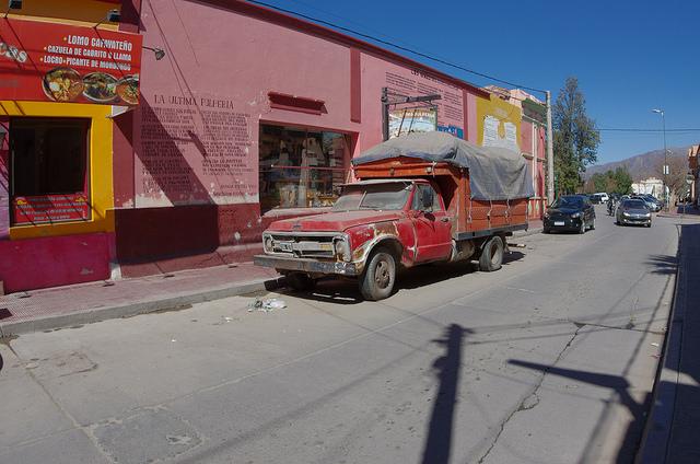 Jour 10 Argentine Cafayate