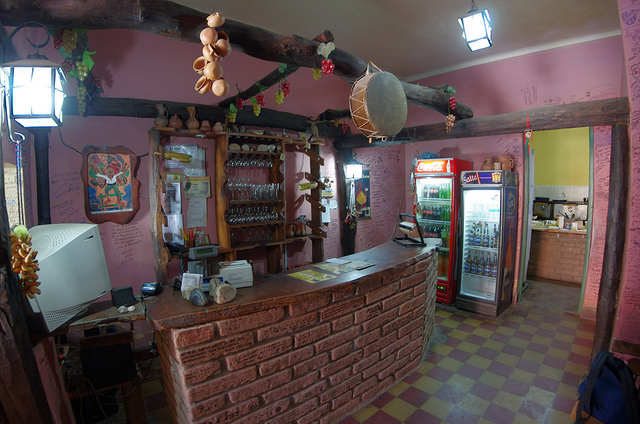 Jour 10 Argentine Cafayate Casa Los Empanadas
