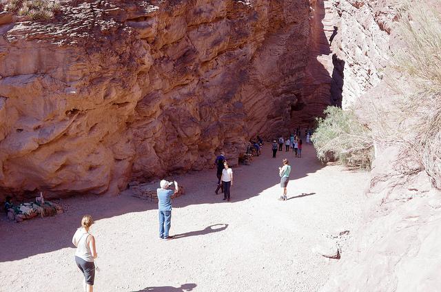 Jour 10 Argentine Quebrada Conchas El Anfiteatro
