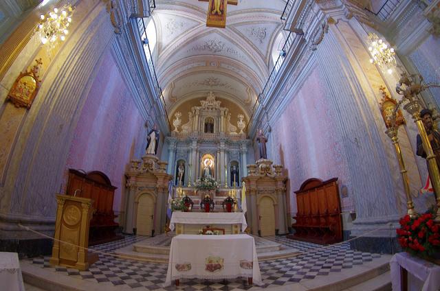 Jour 11 Argentine Salta église San Francisco