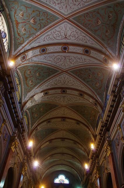Jour 11 Argentine Salta Cathedrale Basilica