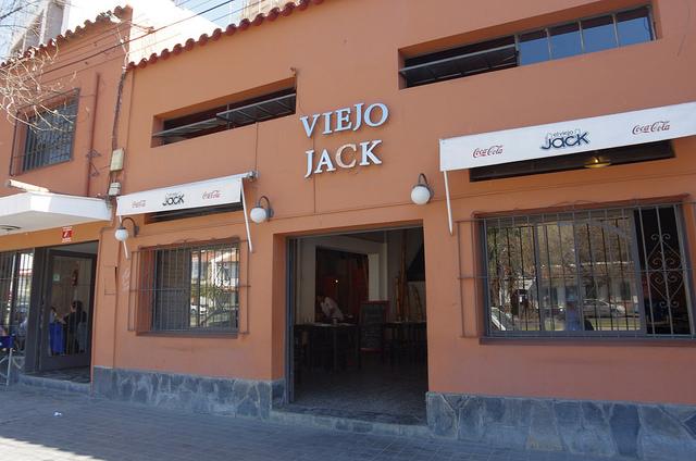 Jour 11 Argentine Salta Dejeuner Viejo Jack