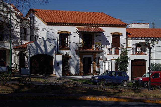 Jour 11 Argentine Salta Quartier Riche