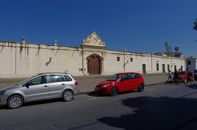 Jour 11 Argentine Salta couvent San Francisco