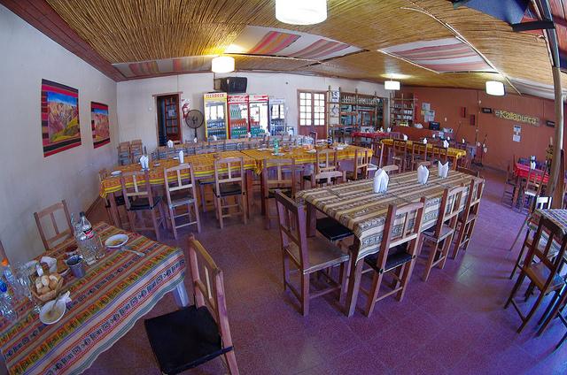 Argentine Humahuaca Restaurant Kallapurca