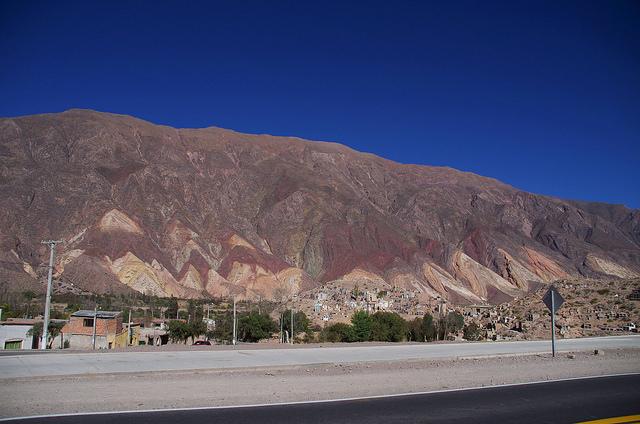 Jour 12 Argentine Paleta Del Pintor Maimara