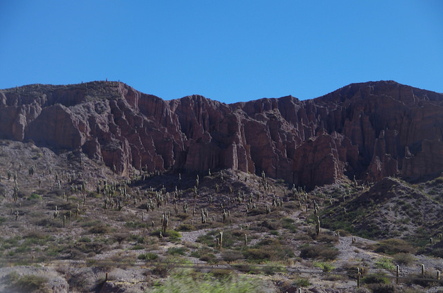 Argentine Quebrada Humahuaca