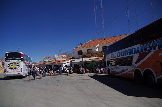 Jour 13 Argentine La Quiaca