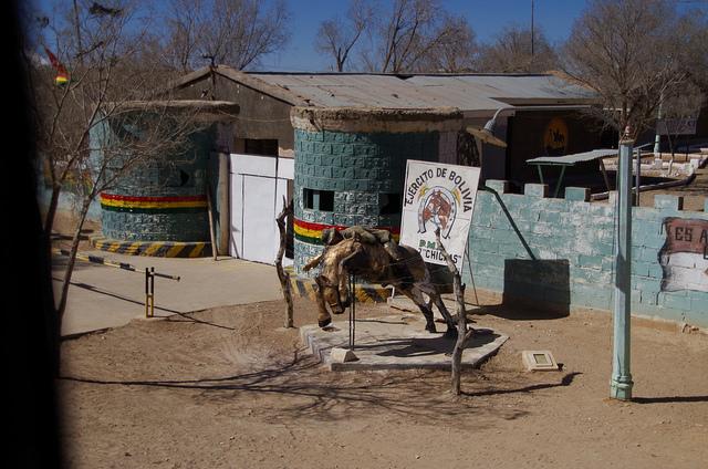 Jour 13 Bolivie Villazon Miliatrio
