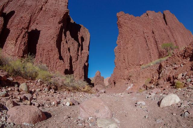 Jour 14 Bolivie Tupiza Canion Del Duende