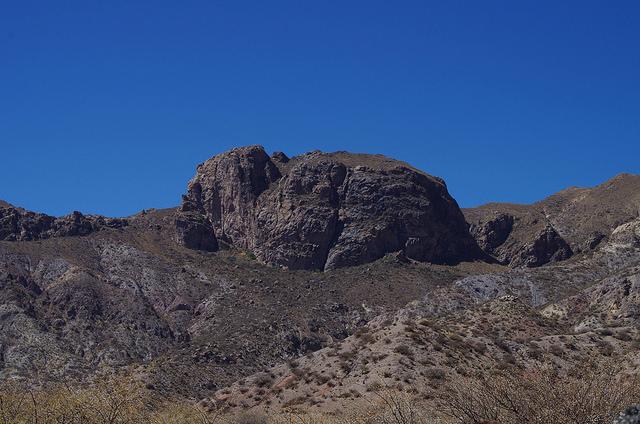 Jour 14 Bolivie Tupiza Cerro Elephante