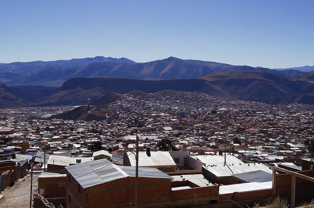 Jour 15 Bolivie Potosi Cerro Rico