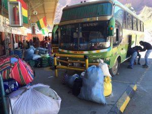 Bolivie – Jour 15 : Bus de Tupiza à Potosi… Puis à Sucre