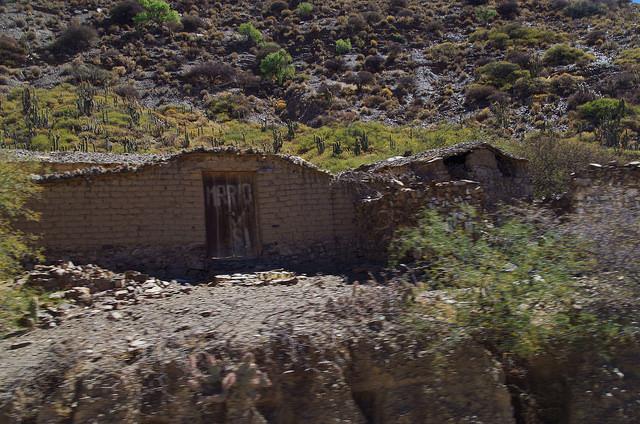 Jour 15 Bolivie Tupiza Maisons