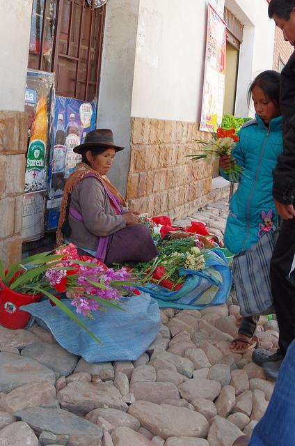 Jour 16 Bolivie Sucre Calle Raphael Bustillo