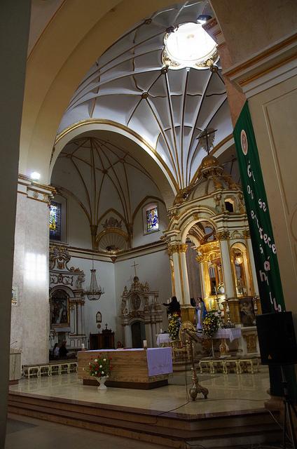 Jour 16 Bolivie Sucre Cathédrale