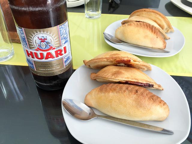 Jour 16 Bolivie Sucre Empanadas Huari