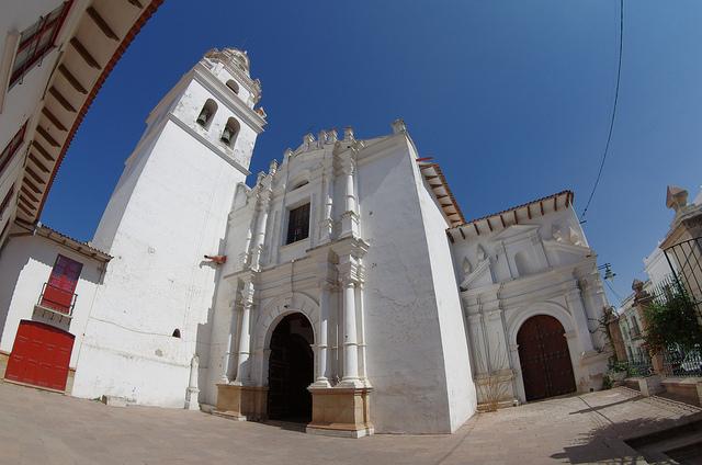 Jour 16 Bolivie Sucre Iglesia San Miguel
