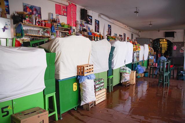 Jour 16 Bolivie Sucre Mercado