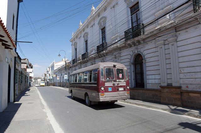 Jour 16 Bolivie Sucre Plaza Libertad