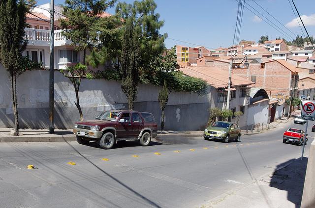 Jour 16 Bolivie Sucre calle Destacamento